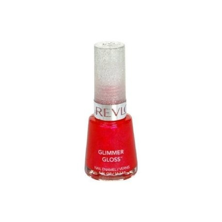 REVLON VERNIS A ONGLES GLIMMER GLOSS   (rouge)