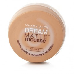 Gemey Maybelline Dream Matte Mousse