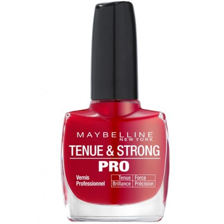 VERNIS A ONGLES TENUE & STRONG PRO N°4