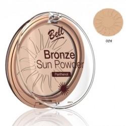 Poudre compacte Bronze Sun Powder – Bell – N°24 Léger