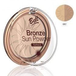 Poudre compacte Bronze Sun Powder – Bell – N°21 Duo léger