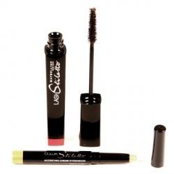 MAYBELLINE Mascara lash stiletto + ombre à paupières